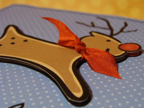 Rudolph - close-up