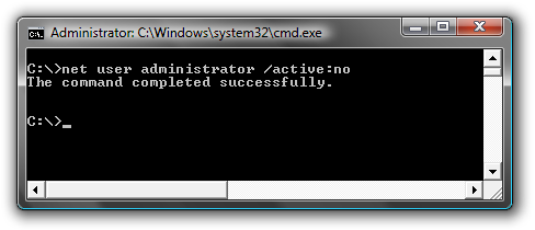 4167880135 a6ea2a5bcd o Enable the (Hidden) Administrator Account on Windows 7 or Vista