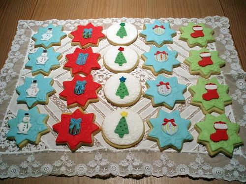 BOLACHAS DE NATAL/CHRISTMAS COOKIES
