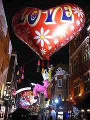 Christmas 2009: Carnaby Street