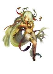 Ether Saga Online character concept art