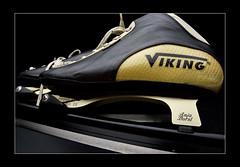 Dubbelschaats (DE photos) Tags: skate schaats klapschaats speedskates