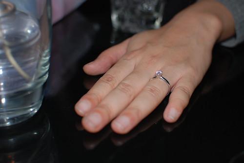 M's engaged!