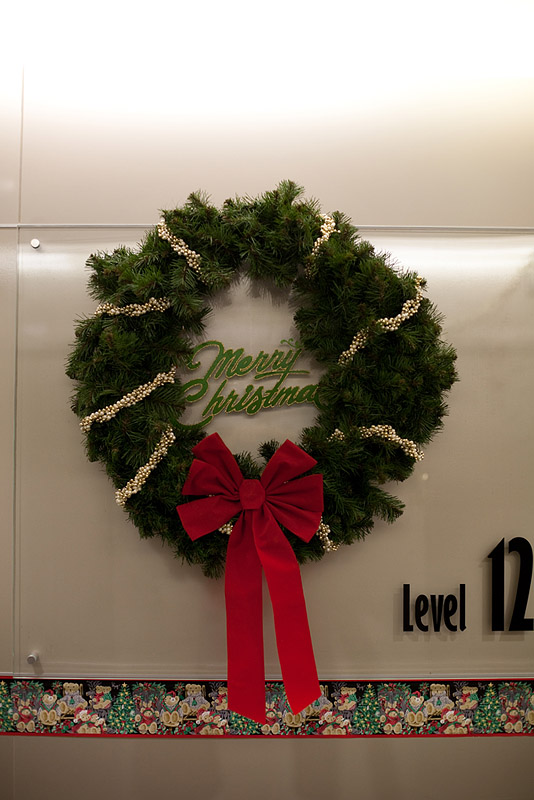 Christmas on Level 12
