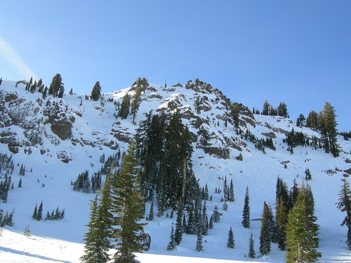 The Buttress @ Alpine Meadows