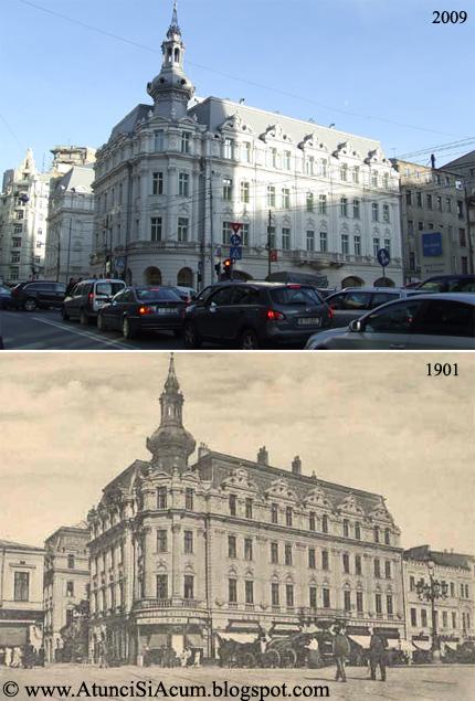 Bucuresti - Hotel Continental