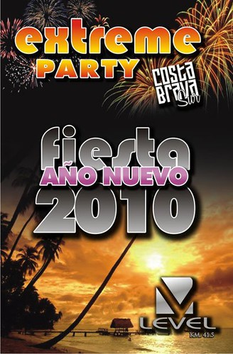 Extreme Party 2010 - Discoteca Level
