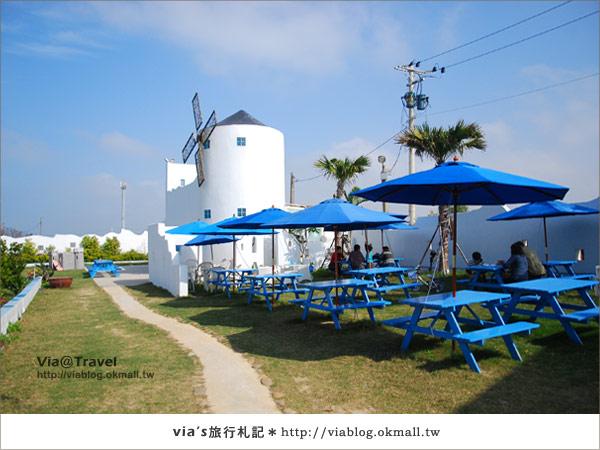 【桃園餐廳】桃園新屋地中海風~卡托米利庭園咖啡餐廳3
