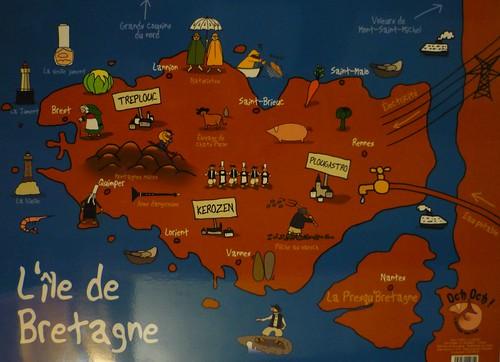 L'île de Bretagne