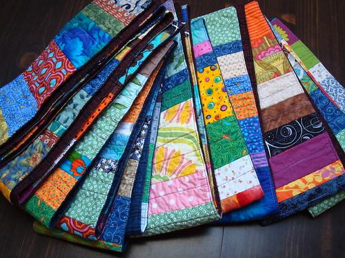 Xmas scarves 2