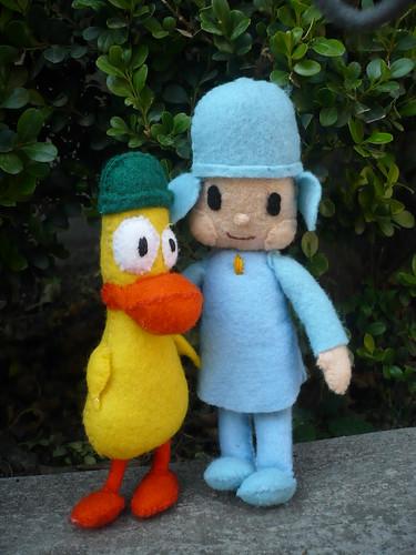 Pocoyo y Pato (2)