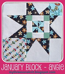 January Block - Angie