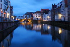 Brujas nocturna / Bruges by night
