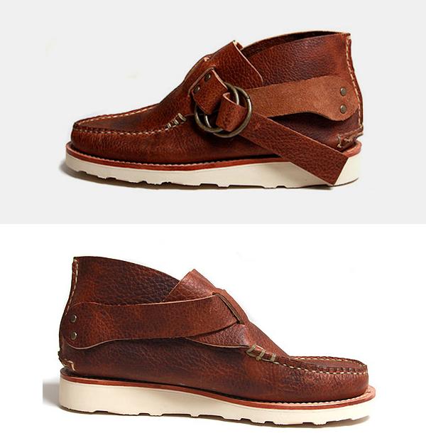 Yuketen ring boots 04