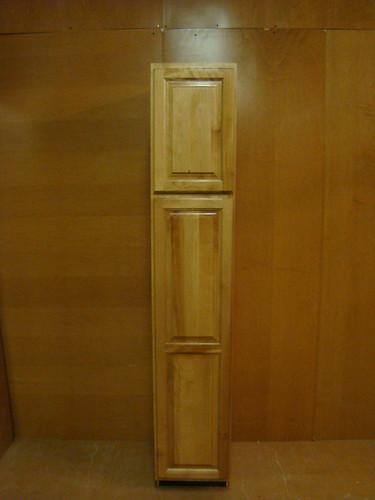 Kraftmaid Birch Kitchen Bathroom Pantry Cabinet 15 Quot W Ebay