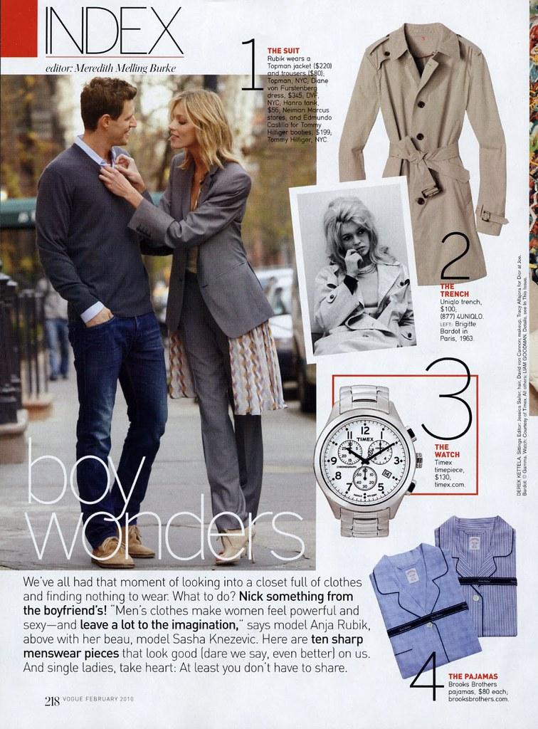 Vogue Feb 2010
