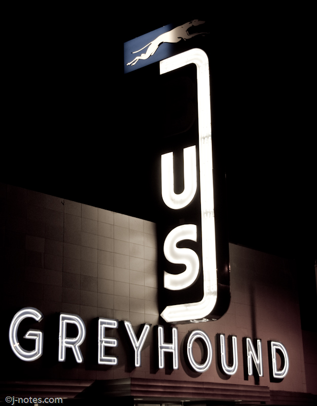 Greyhound Us