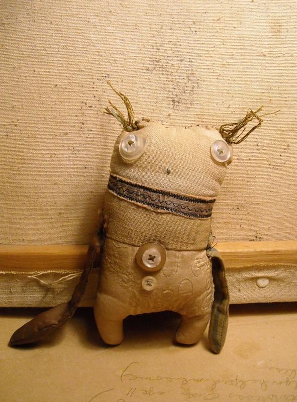 JunkerJane fabric doll 4