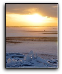 Harderwijk (hhw 2009) Tags: winter zonsondergang nikon harderwijk ijs gelderland d90 kruien veluwerandmeren