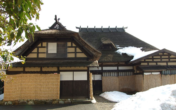 a house of matagi