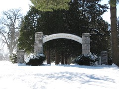 Main St Snow Moravian Cemetery (Mr.J.Martin) Tags: winter snow storm cemetery weather town mainstreet colonial snowstorm historic wintersnow moravian badweather snowcovered winterstorm lititz winterweather moravianchurch bigsnow citysnow