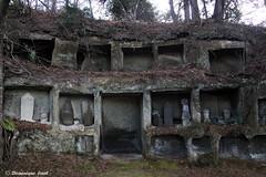 t89 boudha dans la falaise (Dominique Linel) Tags: matsushima miyagi tohoku japon