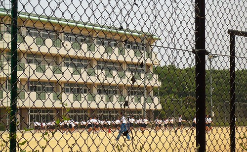 New Asaka JHS Playing Field, 2009