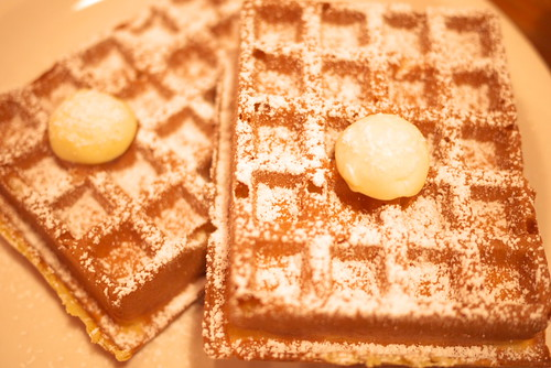 WaffleCafe Orange