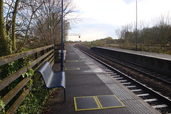 GWUK-437 Crowle Station, Lincolnshire. (Budby) Tags: station rail railway lincolnshire crowle guesswhereuk gwuk