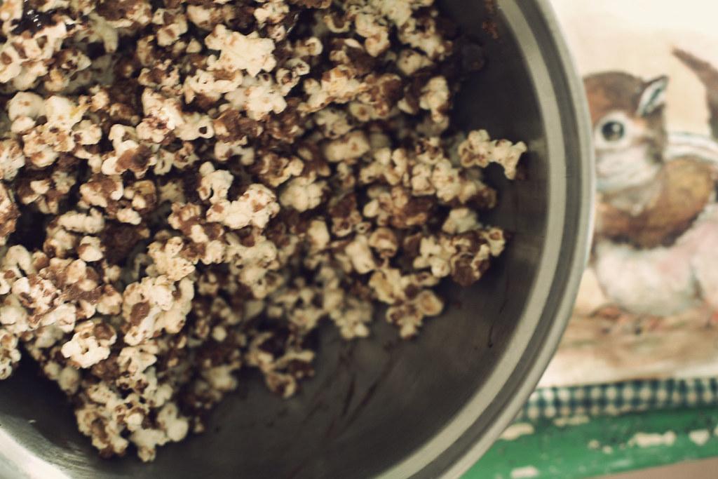 Agave Popcorn Balls