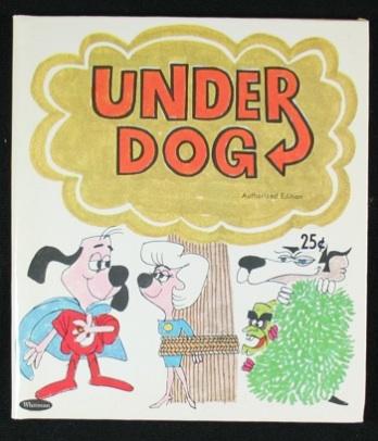 underdog_tellatalebook