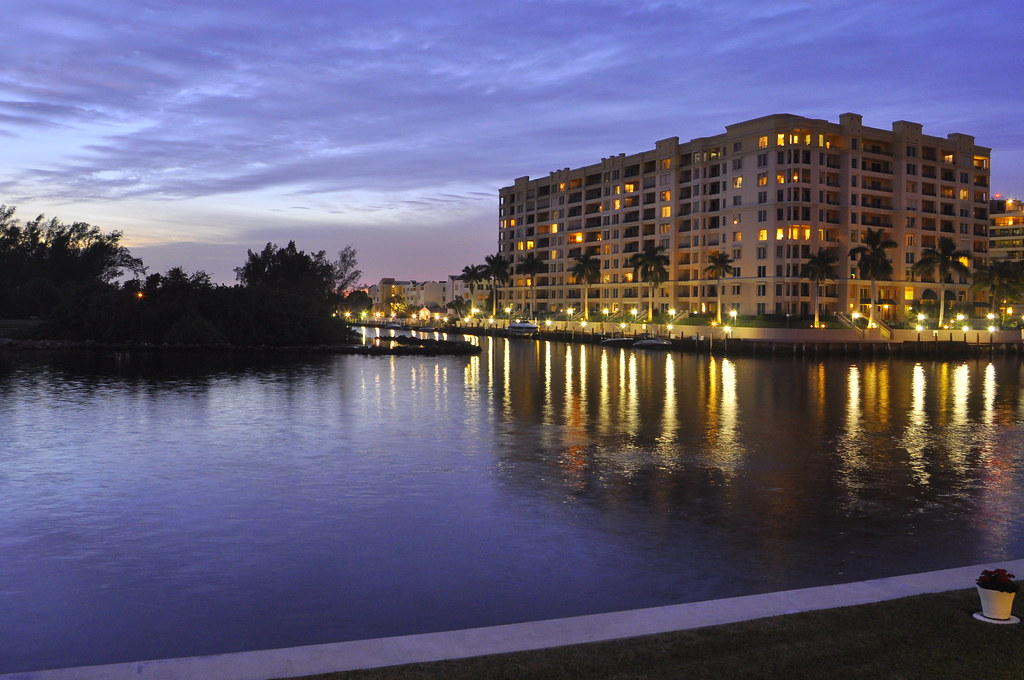 Pompano Beach Pompano Beach Florida Intracoastal