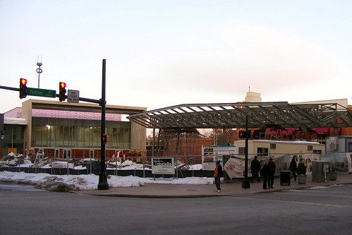 Civic Building, Feb. 2010