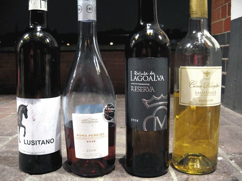 Guerilla Wine Tasting