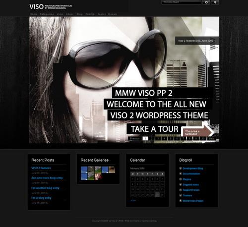 Viso – ThemeForest Premium WordPress Theme