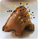 pin-cushion