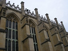 Chapel at Windsor Castle