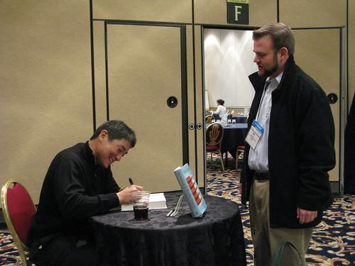 Guy Kawasaki Book Signing