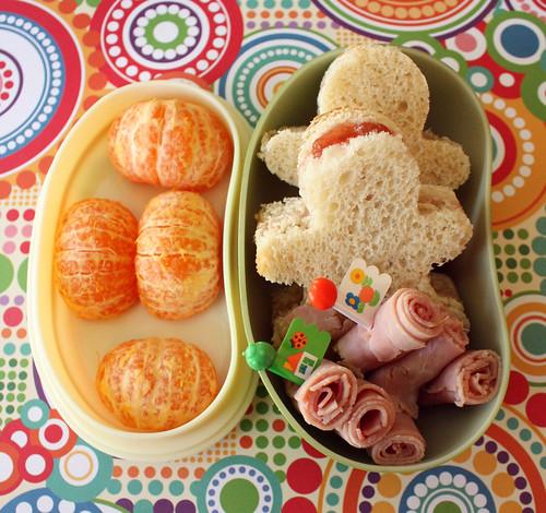 Kindergarten Bento #300: March 10, 2010
