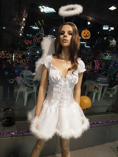 Halloween costume 2010