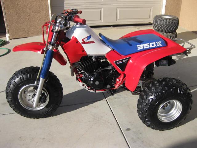Honda atc 350x for sale craigslist