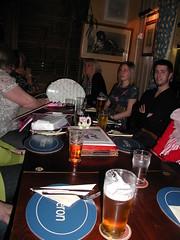 Cousin and cake (PhilipStobbart) Tags: birthday heron aunty kendal