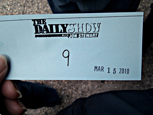 NYC_The Daily Show