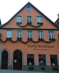 Kthe Wohlfahrt - Rothenburg ob der Tauber (Rita Willaert) Tags: rothenburgobdertauber kthewohlfahrt