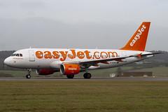 G-EZDJ - 3544 - Easyjet - Airbus A319-111 - Luton - 091209 - Steven Gray - IMG_4948