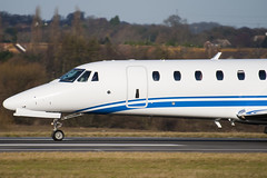 PH-RID - 680-0212 - Private - Cessna 680 Citation Sovereign - Luton - 091210 - Steven Gray - IMG_5117