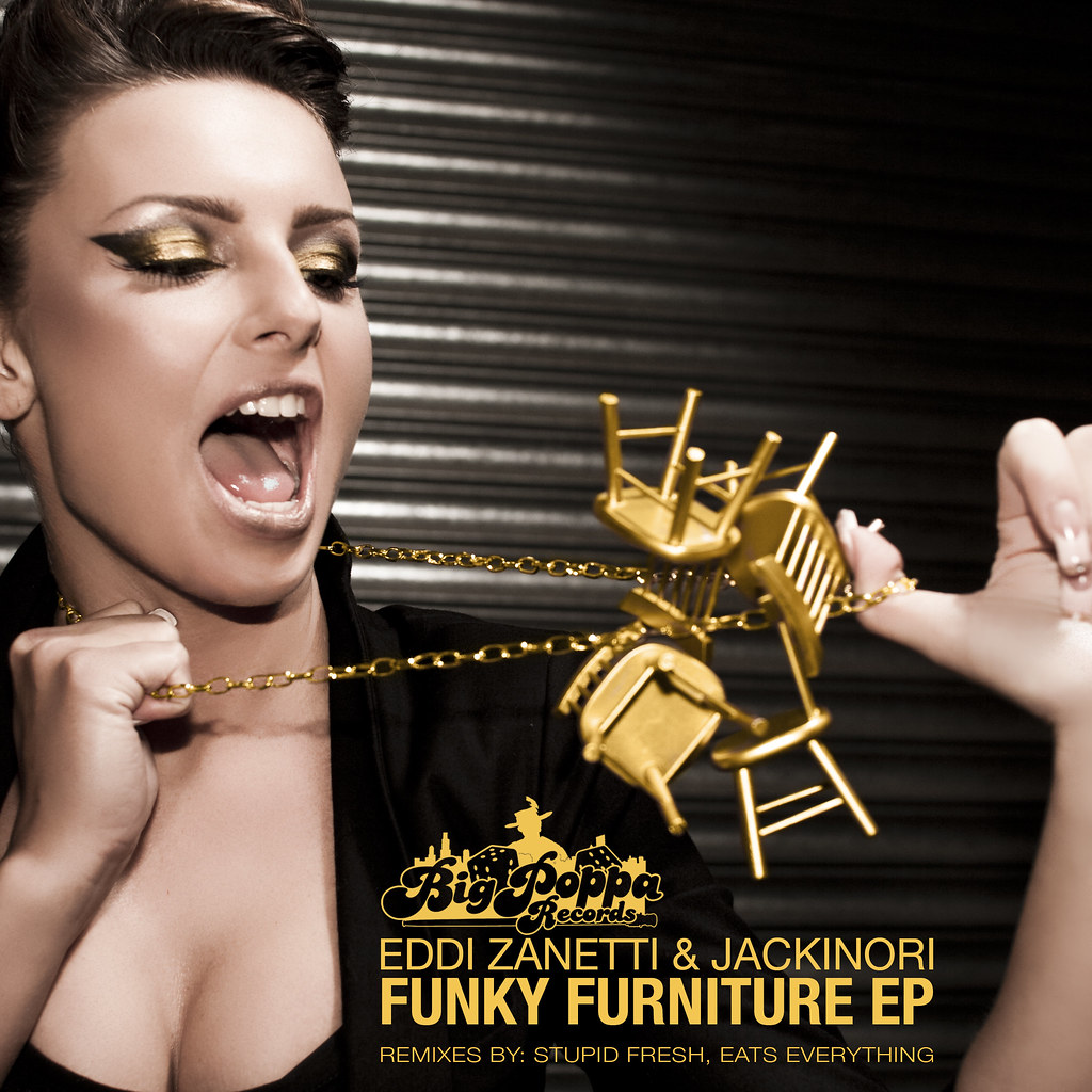 Funky Furniture EP Cover