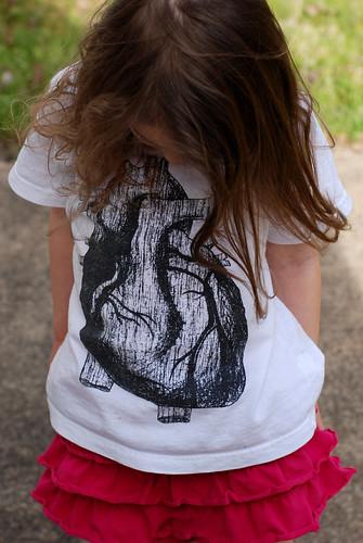 V in heart shirt2