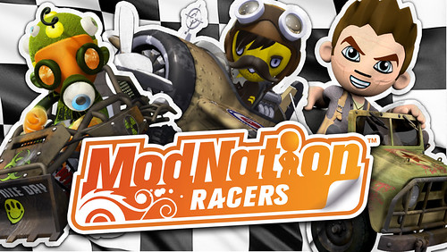ModNation Racers - Uncharted Pack
