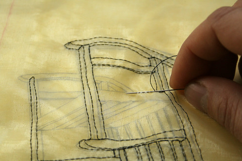 Stitch work